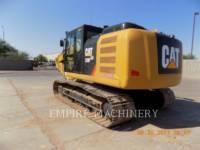 CATERPILLAR EXCAVADORAS DE CADENAS 320FL equipment  photo 3