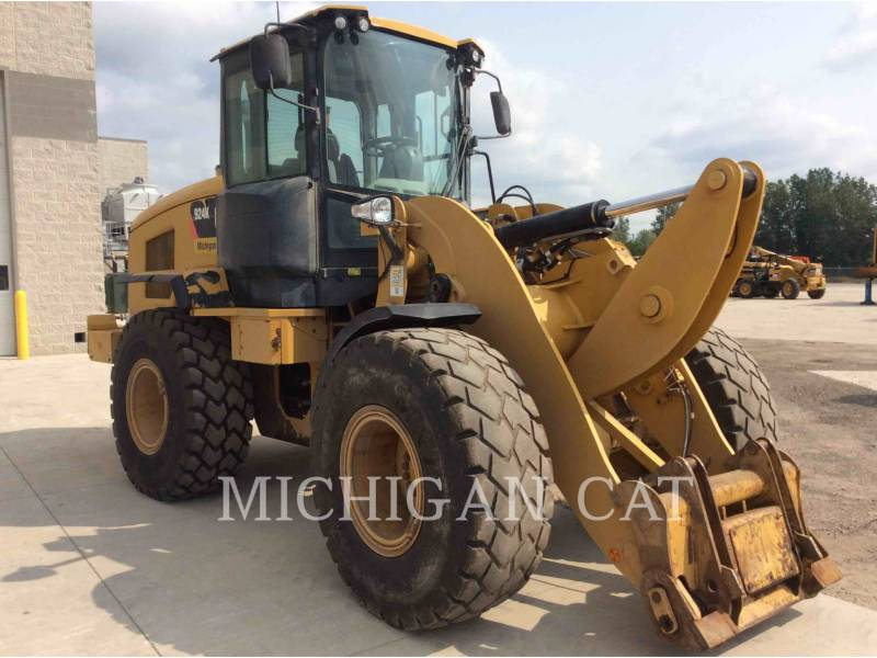CATERPILLAR CARGADORES DE RUEDAS 924K RQ+ equipment  photo 2