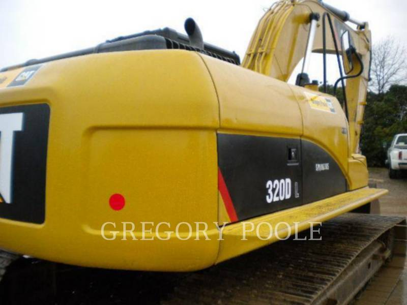 CATERPILLAR PELLES SUR CHAINES 320D L equipment  photo 12