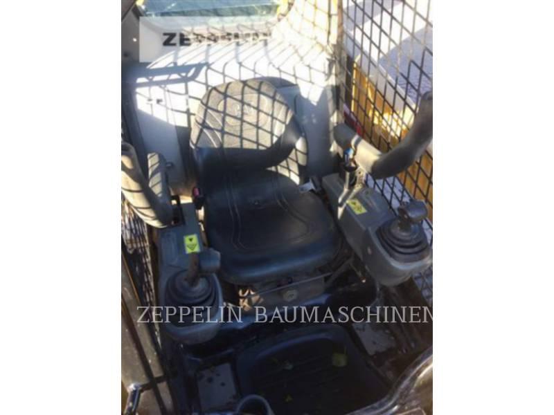 CATERPILLAR ŁADOWARKI ZE STEROWANIEM BURTOWYM 257D equipment  photo 17