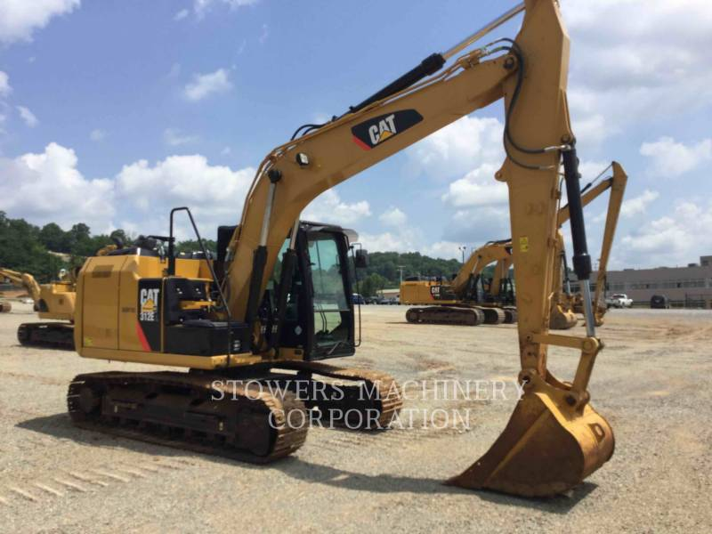 CATERPILLAR トラック油圧ショベル 312 EL equipment  photo 2
