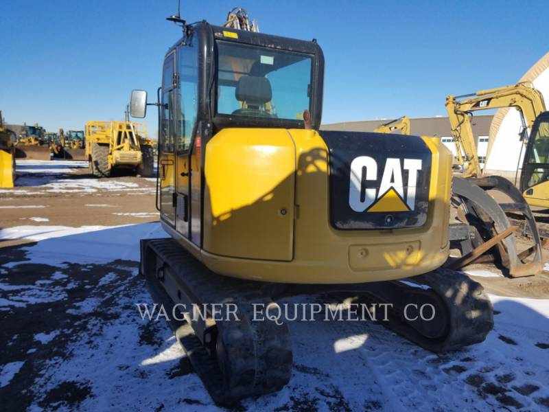 CATERPILLAR EXCAVADORAS DE CADENAS 308E2 THB equipment  photo 2