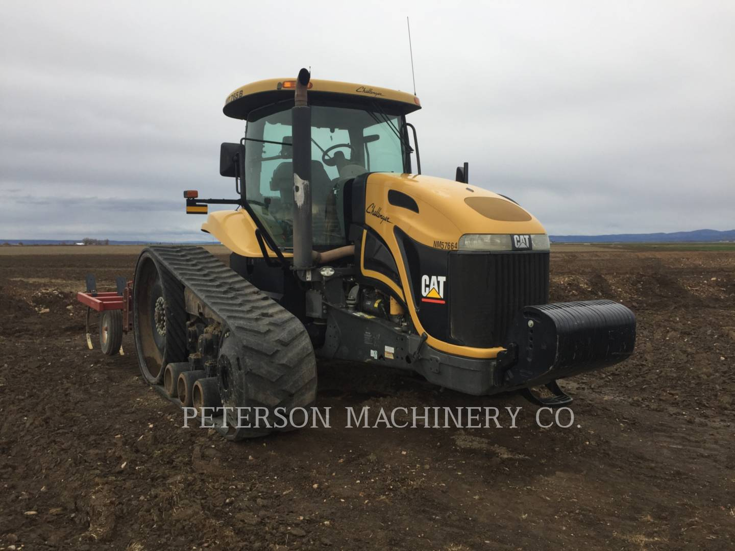 Detail photo of 2006 AGCO MT765B from Construction Equipment Guide