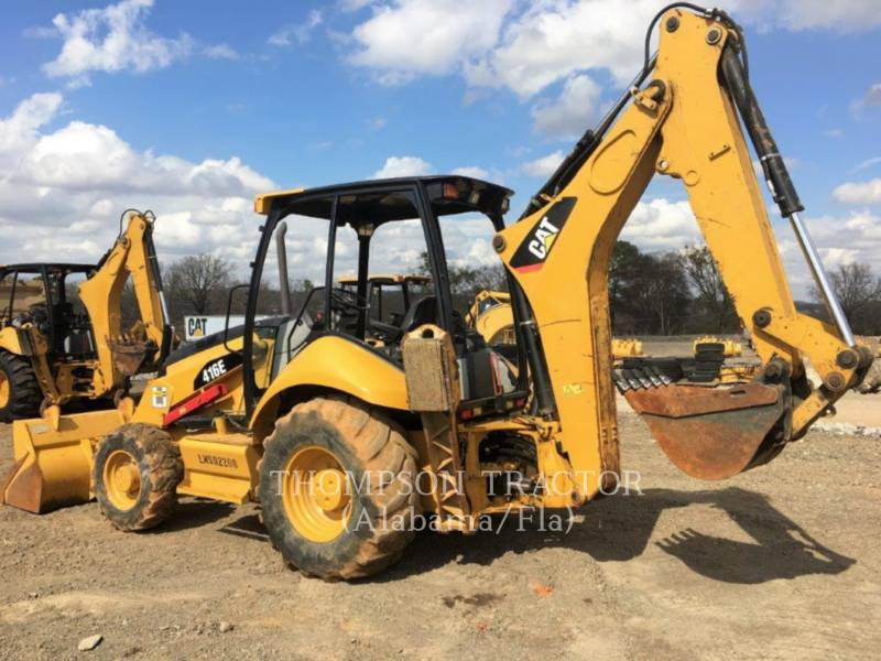 CATERPILLAR バックホーローダ 416EST equipment  photo 2