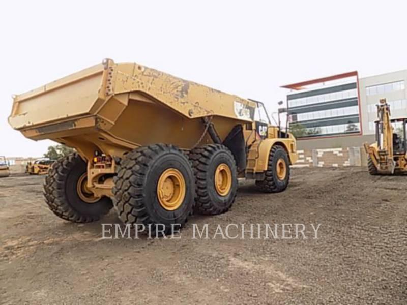 CATERPILLAR TOMBEREAUX ARTICULÉS 740B equipment  photo 2