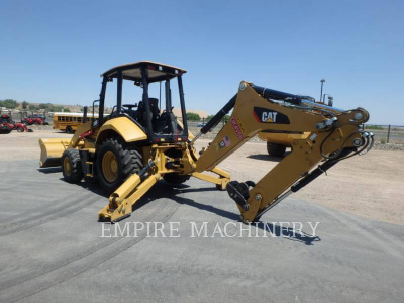 CATERPILLAR RETROEXCAVADORAS CARGADORAS 416F2ST equipment  photo 3