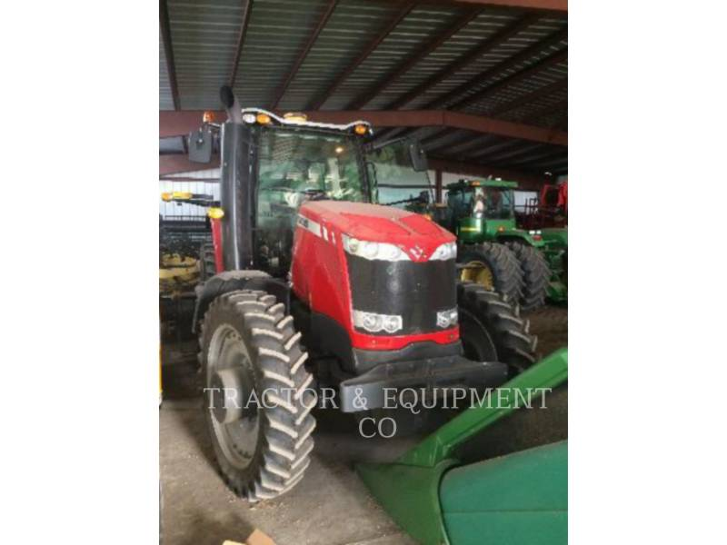 MASSEY FERGUSON TRACTEURS AGRICOLES 8660 equipment  photo 16