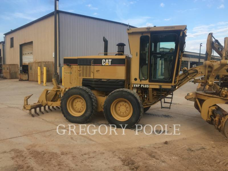 Used caterpillar motor graders 2 004 12h for sale located for Cat 12 motor grader for sale