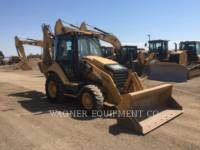 CATERPILLAR BAGGERLADER 420F 4WD equipment  photo 4