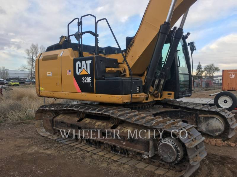 CATERPILLAR PELLES SUR CHAINES 329E L equipment  photo 8
