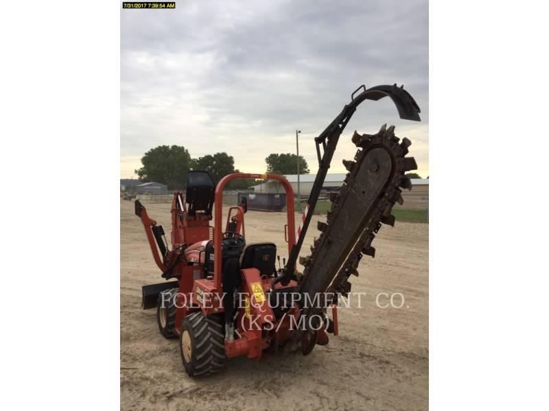 DITCH WITCH (CHARLES MACHINE WORKS) ZANJADORAS RT45 equipment  photo 4
