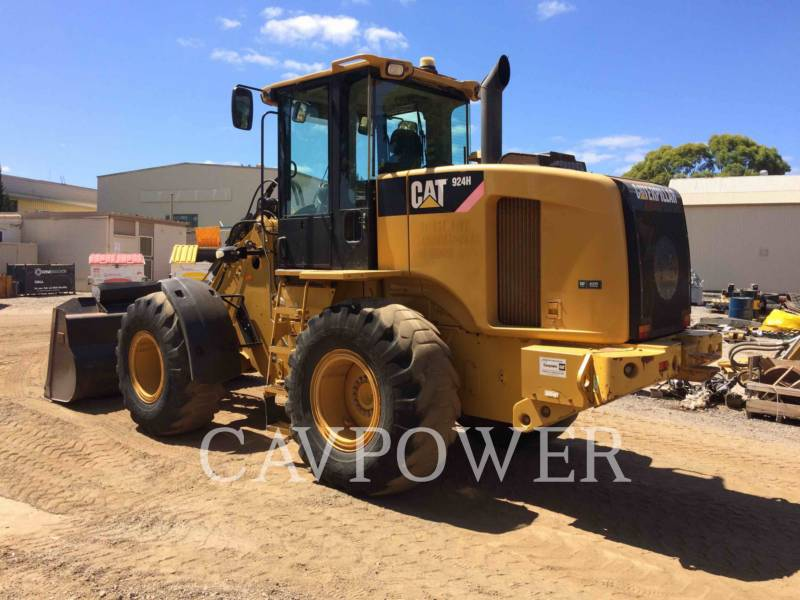 CATERPILLAR WHEEL LOADERS/INTEGRATED TOOLCARRIERS 924 H equipment  photo 4