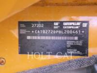 CATERPILLAR CHARGEURS COMPACTS RIGIDES 272D equipment  photo 6
