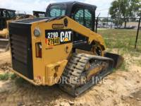 CATERPILLAR MINICARREGADEIRAS 279D equipment  photo 4