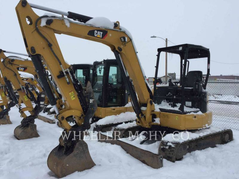 CATERPILLAR ESCAVATORI CINGOLATI 305.5E2C1T equipment  photo 1