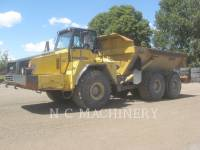 Equipment photo KOMATSU HM400-2 ARTICULATED TRUCKS 1