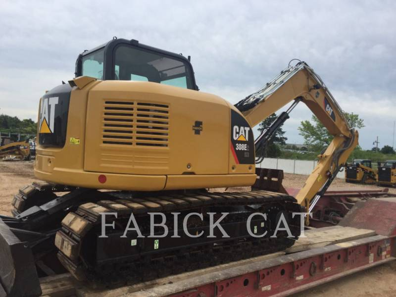 CATERPILLAR EXCAVADORAS DE CADENAS 308E2 HT equipment  photo 2