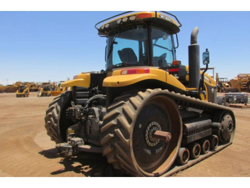 AGCO-CHALLENGER TRATORES AGRÍCOLAS MT855C equipment  photo 8