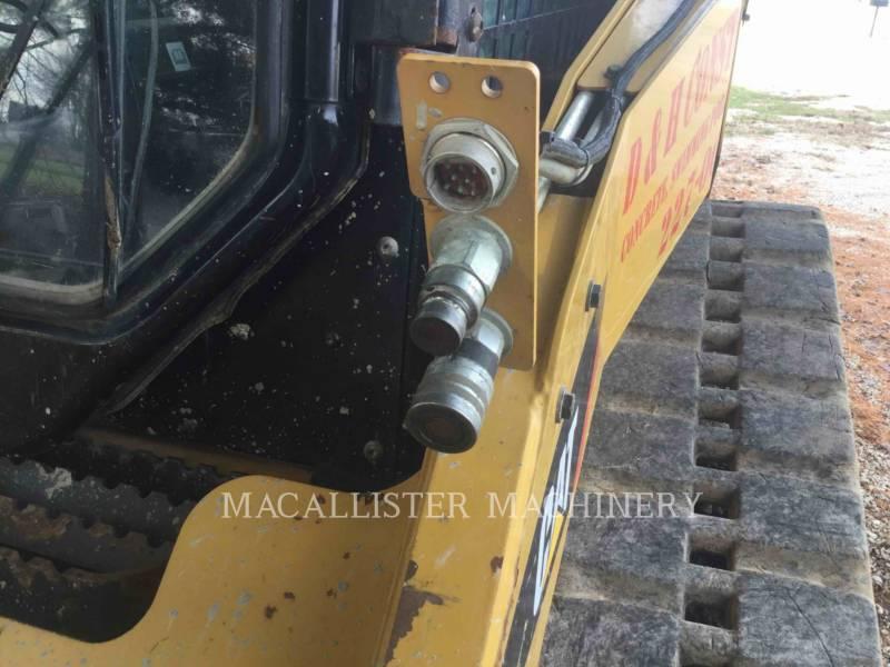 CATERPILLAR CARGADORES MULTITERRENO 259B3 equipment  photo 17