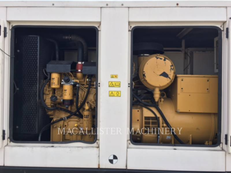 CATERPILLAR PORTABLE GENERATOR SETS XQ 175 equipment  photo 2