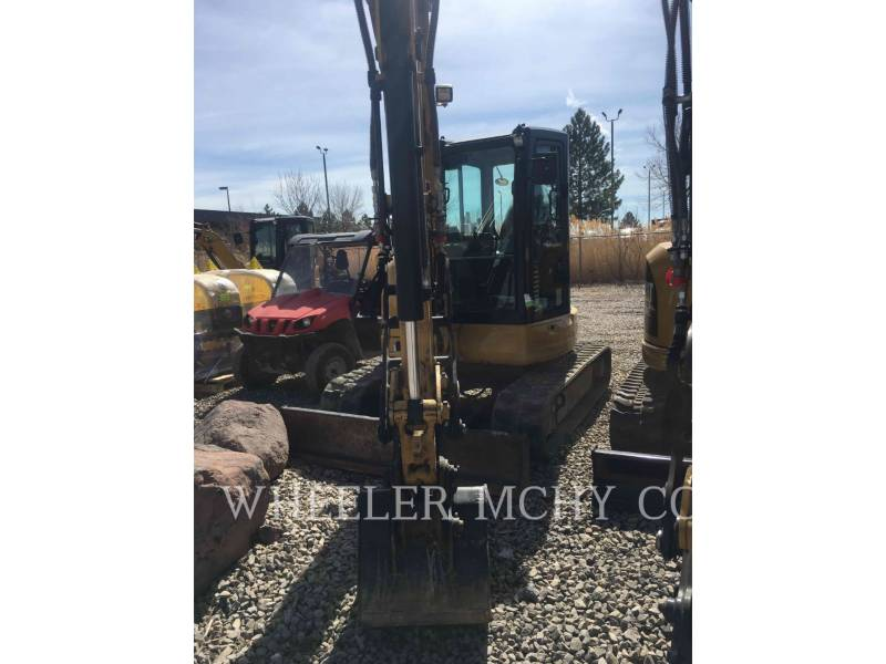 CATERPILLAR KETTEN-HYDRAULIKBAGGER 305E2 C3TH equipment  photo 2