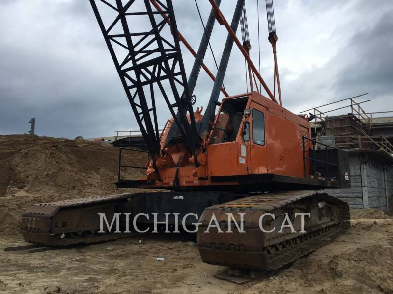 LINK-BELT CONST. GRUES LS-518 equipment  photo 1