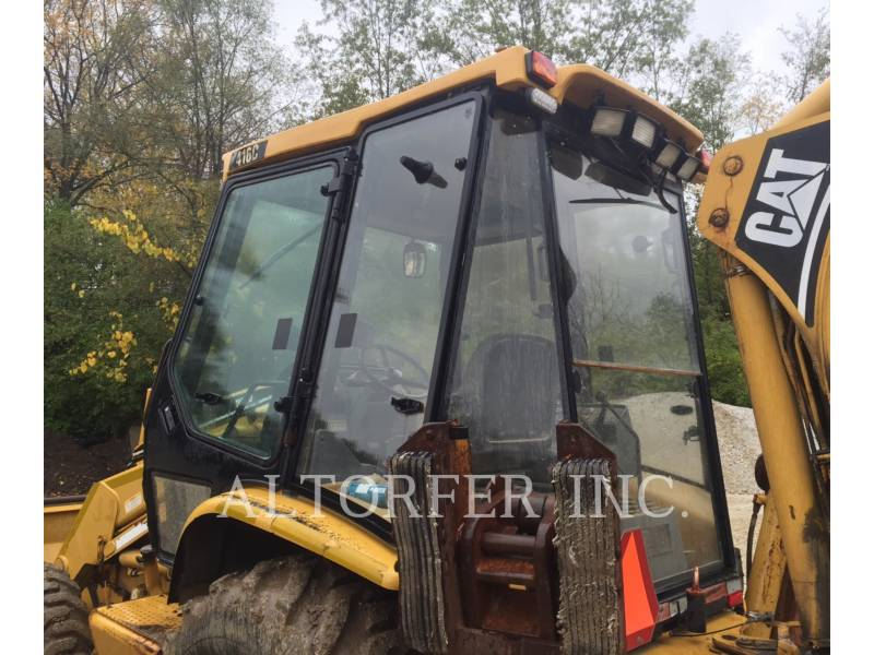 CATERPILLAR CHARGEUSES-PELLETEUSES 416C equipment  photo 5