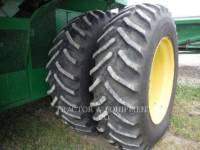 JOHN DEERE COMBINADOS 9760 equipment  photo 8