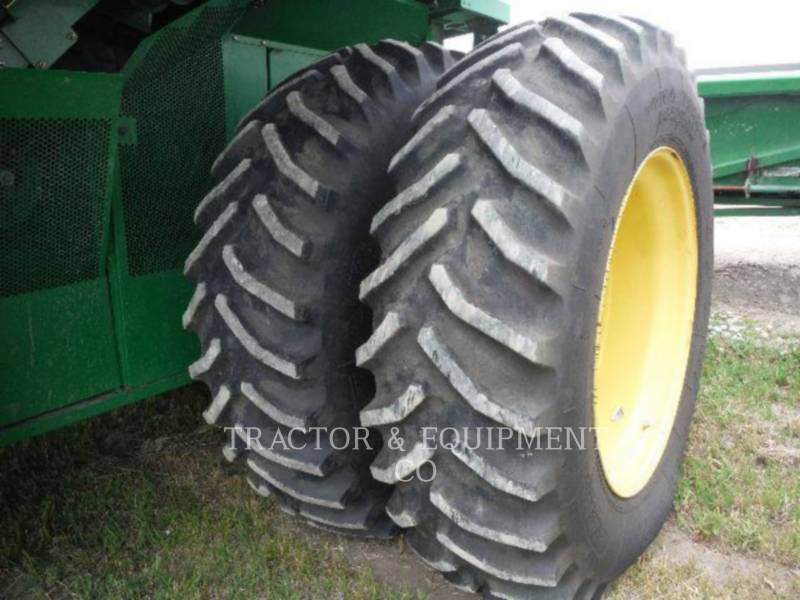 JOHN DEERE COMBINAZIONI 9760 equipment  photo 8