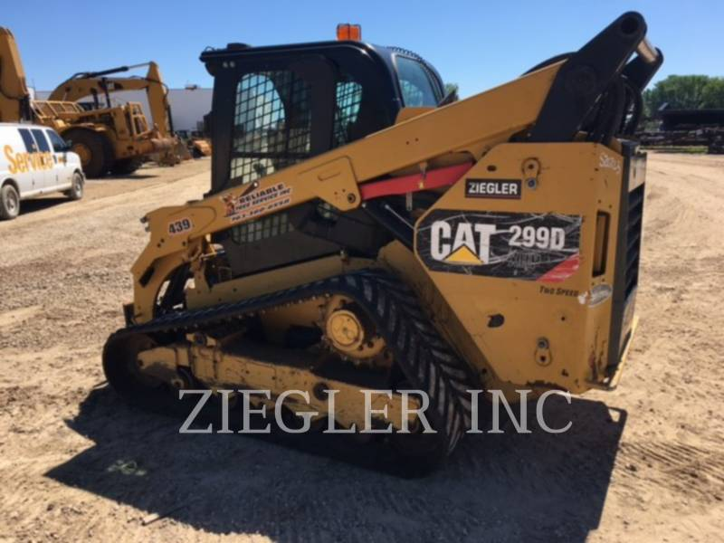 CATERPILLAR MULTI TERRAIN LOADERS 299DXHP equipment  photo 8