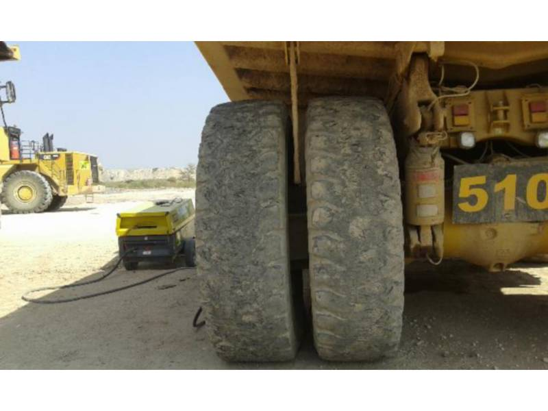 CATERPILLAR MINING OFF HIGHWAY TRUCK 777DLRC equipment  photo 9