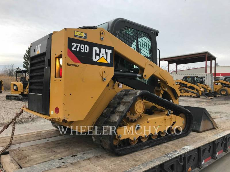 CATERPILLAR DELTALADER 279D C3-H2 equipment  photo 8