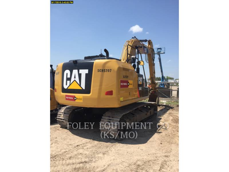 CATERPILLAR トラック油圧ショベル 316EL9 equipment  photo 4