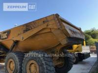 CATERPILLAR KNIKGESTUURDE TRUCKS 730C equipment  photo 4