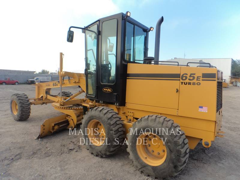 NORAM MOTOR GRADERS 65E equipment  photo 6