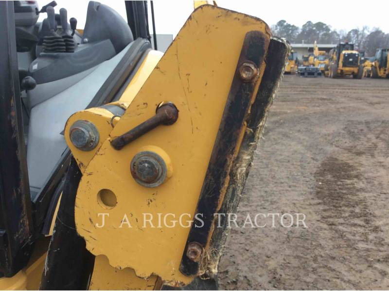 CATERPILLAR BACKHOE LOADERS 420F 4E equipment  photo 23