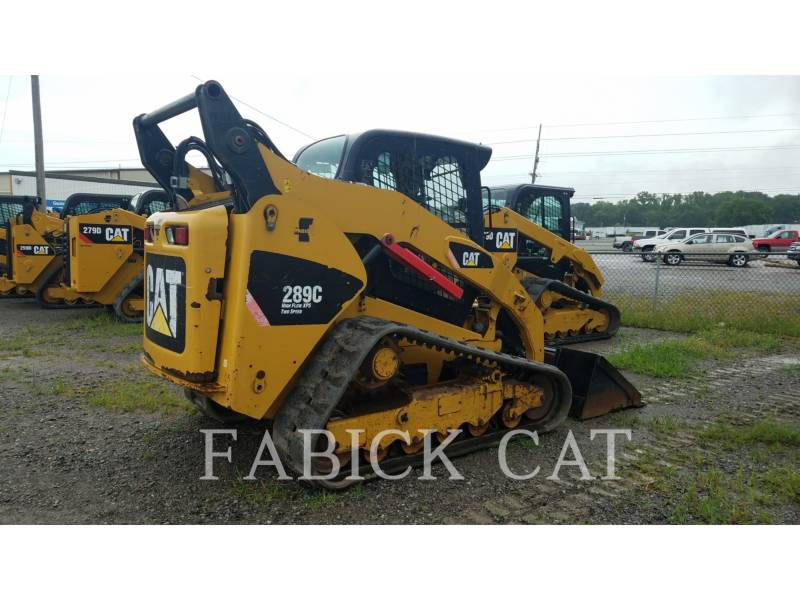 CATERPILLAR CARGADORES MULTITERRENO 289C C3TL3 equipment  photo 3