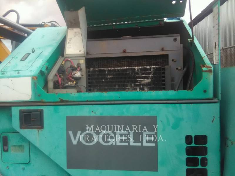 VOEGELE AMERICA DISTRIBUITOARE DE ASFALT 2116T equipment  photo 7