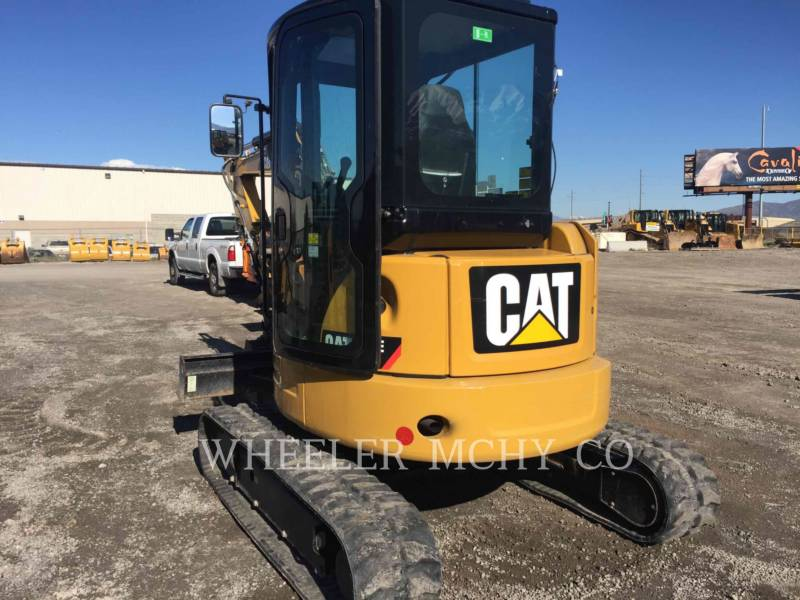 CATERPILLAR TRACK EXCAVATORS 304E C3 TH equipment  photo 8