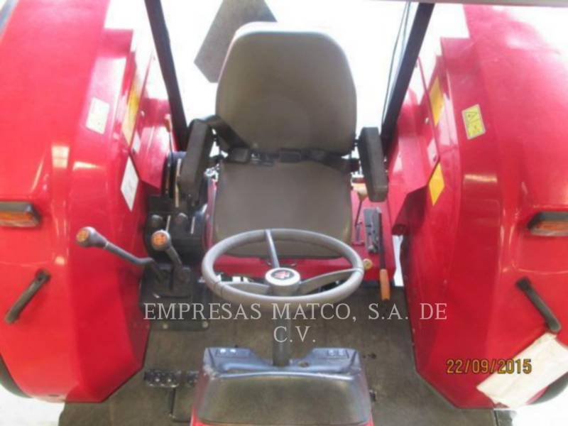 AGCO-MASSEY FERGUSON LANDWIRTSCHAFTSTRAKTOREN MF2695 4WD equipment  photo 5