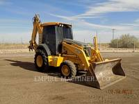 JOHN DEERE BAGGERLADER 410G equipment  photo 7
