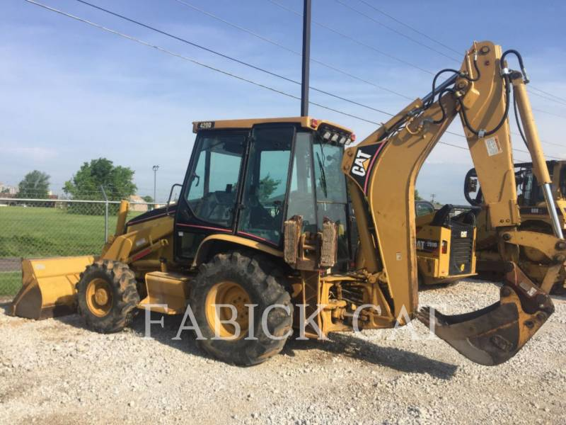 CATERPILLAR RETROEXCAVADORAS CARGADORAS 420D equipment  photo 1