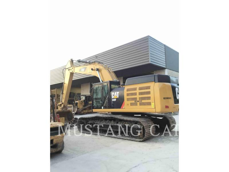 CATERPILLAR ESCAVADEIRAS 349FL equipment  photo 2