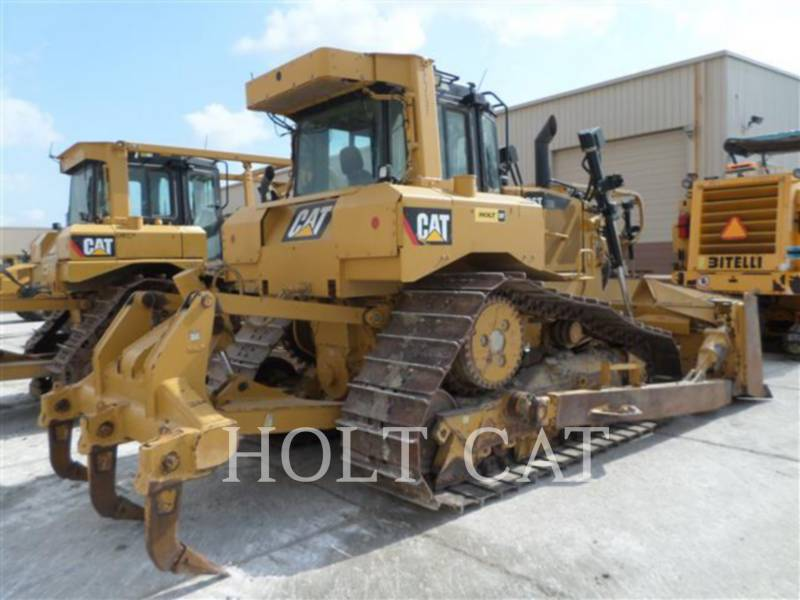 CATERPILLAR TRACK TYPE TRACTORS D6T XW equipment  photo 4