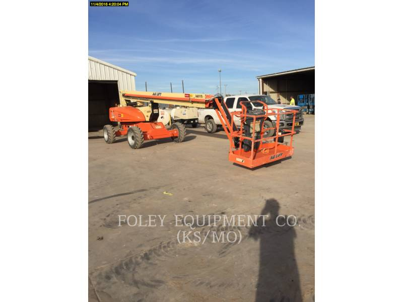 JLG INDUSTRIES, INC. LIFT - BOOM E600J equipment  photo 1