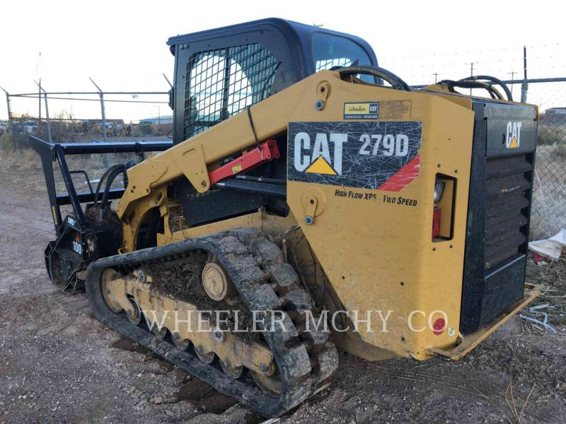CATERPILLAR MULTI TERRAIN LOADERS 279D C3 HF equipment  photo 6