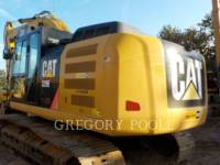 CATERPILLAR KETTEN-HYDRAULIKBAGGER 329EL equipment  photo 8