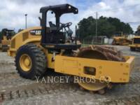 CATERPILLAR EINZELVIBRATIONSWALZE, BANDAGE CP54B equipment  photo 5