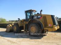 Equipment photo Caterpillar 980K ÎNCĂRCĂTOARE PE ROŢI/PORTSCULE INTEGRATE 1