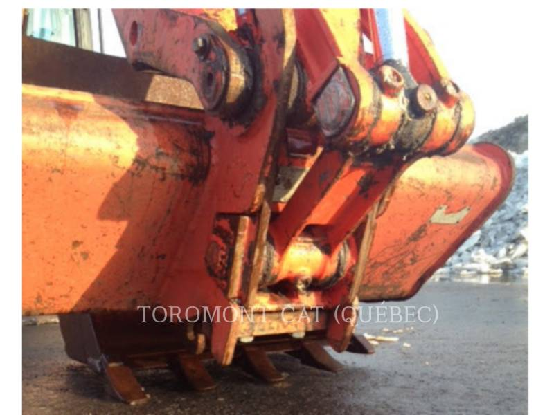 KUBOTA CORPORATION PELLES SUR CHAINES U55 equipment  photo 15